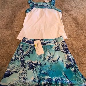 Tail tennis outfit NWT's!!🎾